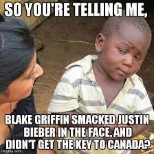 Blake Griffin Memes - third world skeptical kid meme imgflip