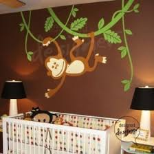 Monkey Decorations For Nursery 29 Monkey Themed Nursery Decor Monkey Baby Crib Bedding Theme And