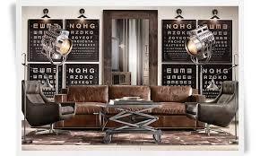 decoration bureau style anglais canape cuir retro simple canape cuir marron vintage top canape cuir