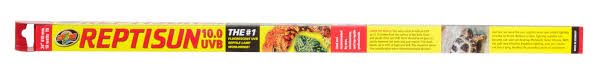 Zoo Med Lights by Zoo Med Reptisun 10 0 Uvb Fluorescent Lamp 24 Inch Chewy Com