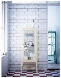 Restoration Hardware Bathroom Storage by Ikea Fabrikor Glass Cabinet Pharmacy Cabinet Much Less Then