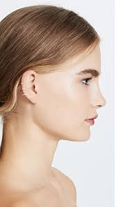 ear cuff shashi mercy ear cuff shopbop