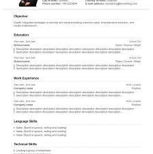 Resume Builder Download Free Free Resume Creator Download Resume Template And Professional Resume