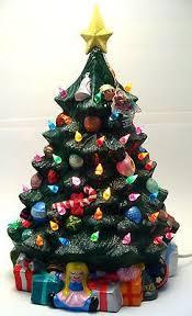 best 25 vintage ceramic christmas tree ideas on pinterest
