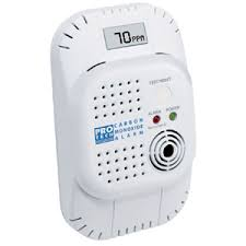 protech 7035 lithium battery powered carbon monoxide alarm with