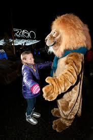 Hours For Zoo Lights by Zoolights Oregon Zoo