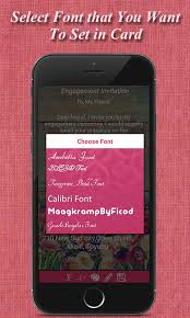 Engagement Ceremony Invitation Engagement Invitation Cards Android Apps On Google Play