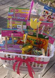 cing gift basket great gift idea for kids of any age craft basket complete with