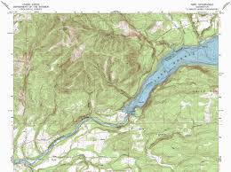Topographic Map Of Washington by Sluggo U0027s Nw 305 Hijacking Research Web Site