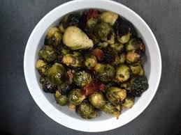 sous vide 1 hour brussels sprouts with bacon and garlic recipe