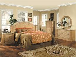 Marble Top Dresser Bedroom Set Marble Top 6 Piece Mystic Bedroom Set In Maple Finish By Acme 4020q