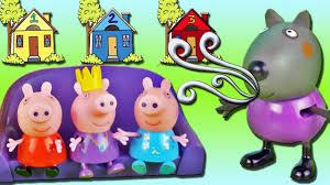 pigs story peppa pig fairy tales