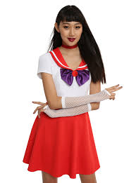 Sailor Mars Halloween Costume Sailor Moon Sailor Mars Cosplay Dress Topic