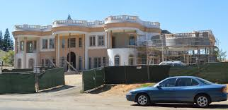 Large Mansions Large Mansion Under Construction In Fresno Ca Homes Of The Rich