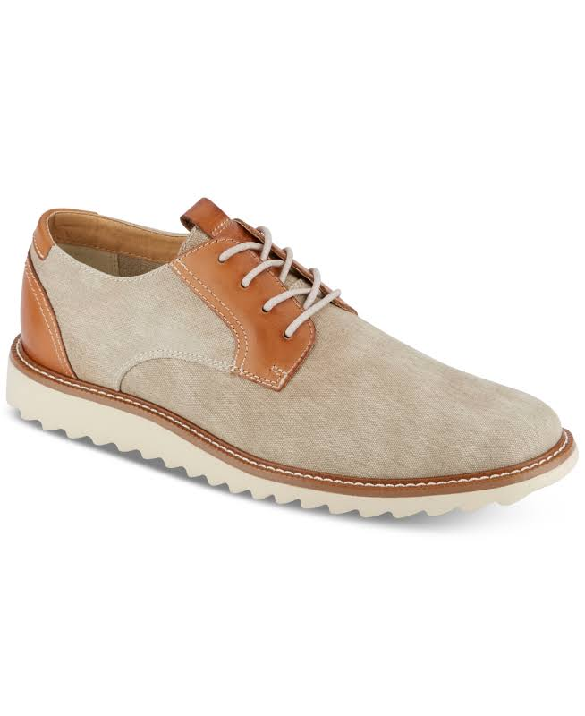 Dockers Edison SMART SERIES Dress Casual Canvas Oxford Shoe with NeverWet