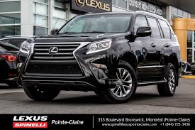 spinelli lexus lachine quebec used 2014 lexus gx 460 ultra premium 4wd for sale in montreal