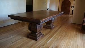 old world dining room tables custom furniture eclectic dining room los angeles by demejico