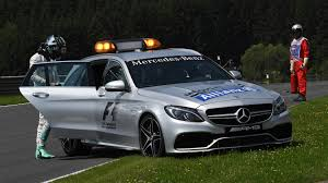 fastest police car driving the f1 medical car the world u0027s fastest ambulance