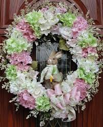 Easter Decorations Wreath by 566 Best Easter Spring Wreaths Images On Pinterest Spring