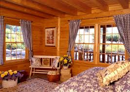 Log Home Bedrooms Bedrooms And Bathrooms