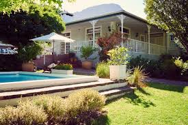 the corner house accommodation guest house in franschhoek