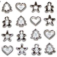 dress it up 4253 mini cookie cutters embellishment