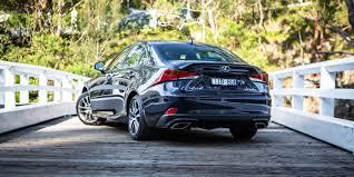 lexus is 200t australia 2017 lexus is200t luxury review caradvice