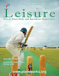 plano parks and recreation spring 2012 leisure catalog by plano