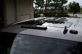 2017 super duty clearance lights gm trucks recon 264156bk smoked cab lights