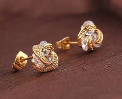 design of earrings 15 stylish designs of small earrings for in trend styles
