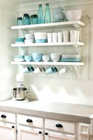 idea kitchens kitchens with open shelves opstap info