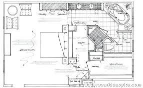 bathroom floor plans free master bathroom floor plans simpletask club