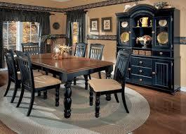 Black Dining Room Furniture Decorating Ideas Black Dining Room Furniture Decorating Ideas Extraordinary Design