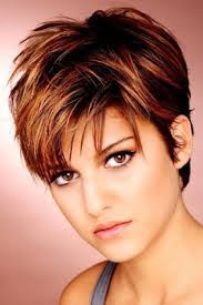 highlights in very short hair locks of inspiration hairstyles