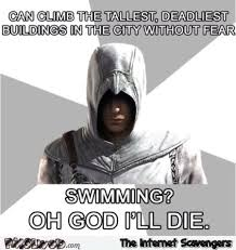 Assassin S Creed Memes - deluxe assassin s creed memes assassins creed logic memes images