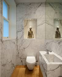 Powder Room Vanities Contemporary Marble Design Powder Room Contemporary With Cloakroom Wooden