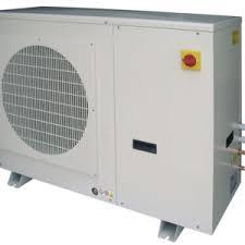 groupe frigorifique pour chambre froide groupe frigorifique température positive version split système