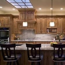 Rustic Pine Kitchen Cabinets by Knotty Alder Kitchens Rustic Knotty Alder Kitchen With Weathered