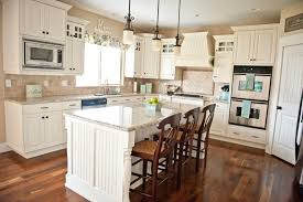Rustic Alder Kitchen Cabinets My Home Tour Kitchen Sita Montgomery Interiors