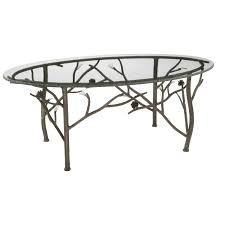 Elegant Glass Coffee Tables Coffee Table Small Round Wrought Iron Coffee Table Base Black