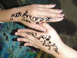 nice arabic hand tattoo for girls in 2017 real photo pictures
