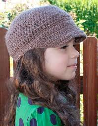 free pattern newsboy cap all ages newsboy crochet cap knitting patterns and crochet