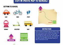 kindergarten geography worksheets u0026 free printables education com