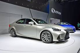 is lexus lexus announces subtle enhancements to the lexus is in beijing