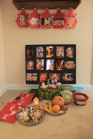 How To Decorate Janmashtami At Home by Gokulashtami At My House A Little Prosaic And A Little Pizzazz