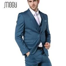 mens light gray 3 piece suit men s slim fit 3 piece dress suits prom dress suit set us size 38