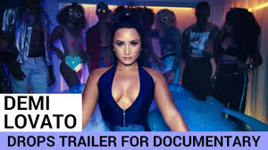 first look demi lovato drops documentary trailer hollywire