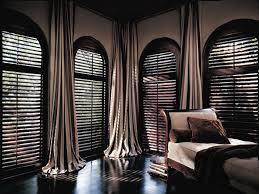Arch Window Blinds That Open And Close Blinds Shades U0026 Shutters For Arched Windows Wallace Home Design