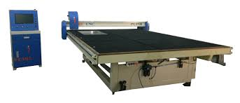 Cnc Wood Cutting Machine Price In India by Cnc Glass Cutting Machine Manufacturer Inrajkot Gujarat India By