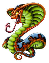 41 best cobra head tattoo drawings images on pinterest snake